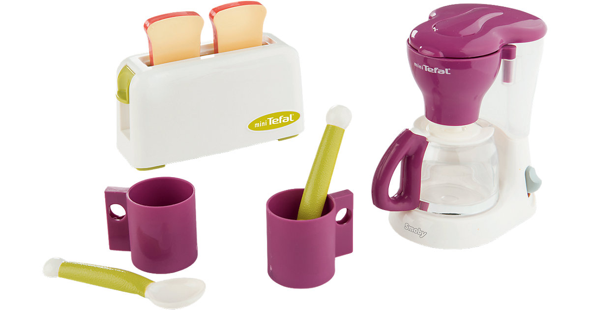 fr hst cksset kaffeemaschine toaster wasserkocher. Black Bedroom Furniture Sets. Home Design Ideas