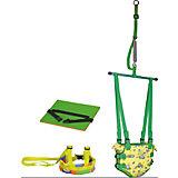 Прыгунки 4 в 1 Фея, зелёные