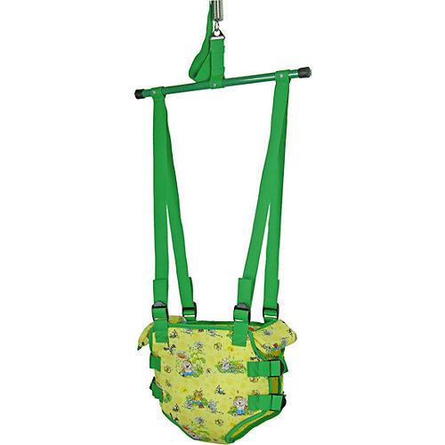 Прыгунки 4 в 1 Фея, зелёные от ФЕЯ