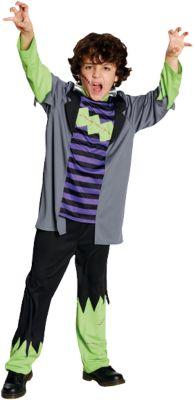 Kostüm Funky Monster Boy Gr. 128 Jungen Kinder