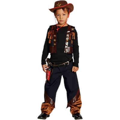 Kinderkostum Cowboy Cowgirl Kinder Cowboy Kostume Gunstig Online