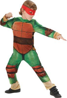 Kostüm Turtles TMNT classic child Gr. 128/140 Jungen Kinder