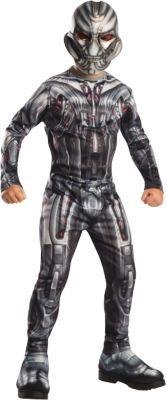 Kostüm Avengers 2 Ultron Classic Gr. 116/128 Jungen Kinder