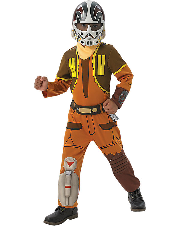 Kostüm Star Wars Rebels Ezra Deluxe, Star Wars