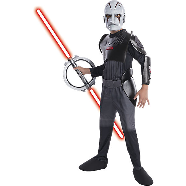 Kostüm Star Wars Rebels The Inquisitor Deluxe