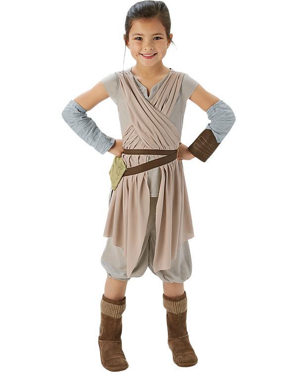 Kostüm Sw Erwachen Der Macht Rey Deluxe Star Wars Mytoys