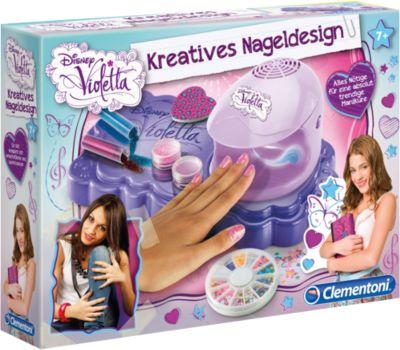 Violetta - Kreatives Nageldesign