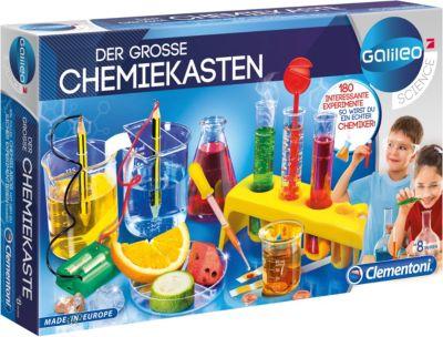 Galileo - Der große Chemiekasten