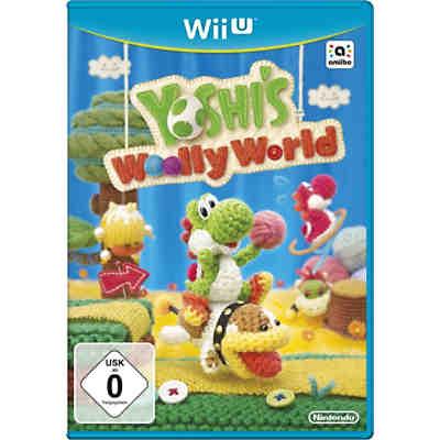 Nintendo Wii U Videospiele Games Online Kaufen Mytoys