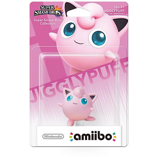 amiibo Figu Pummeluff Smash Pokemon