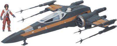 Star Wars Das Erwachen der Macht - Poe Damerons X-Wing Fighter