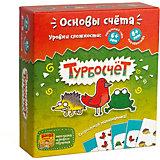 """Развивающая игра """"Турбосчёт"""" Банда Умников"""