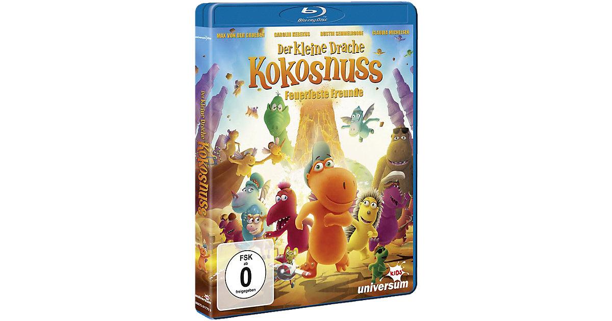 BLU-RAY Der kleine Drache Kokosnuss - Kinofilm Hörbuch