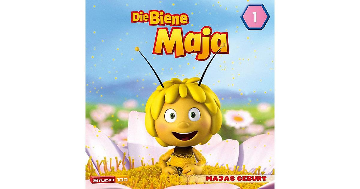 CD Die Biene Maja 01 - Majas Geburt