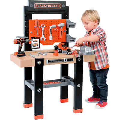 Black Decker Werkbank Center Smoby Mytoys