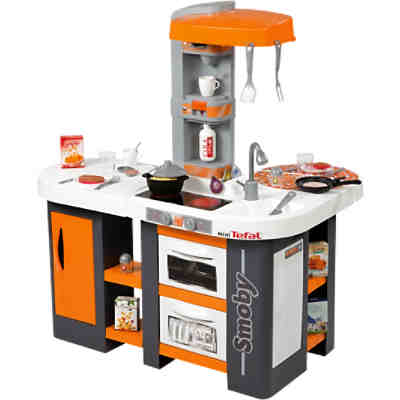 tefal french touch bubble spielküche mit wasserfunktion, smoby ... - Smoby Küche Tefal
