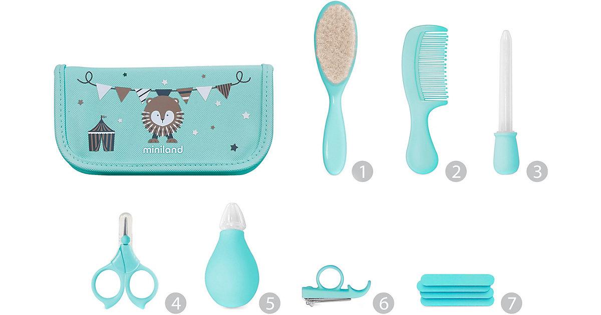 Miniland · miniland Pflege-Set baby kit in blau