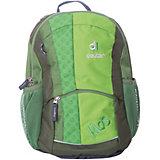 Школьный рюкзак Deuter, зеленый