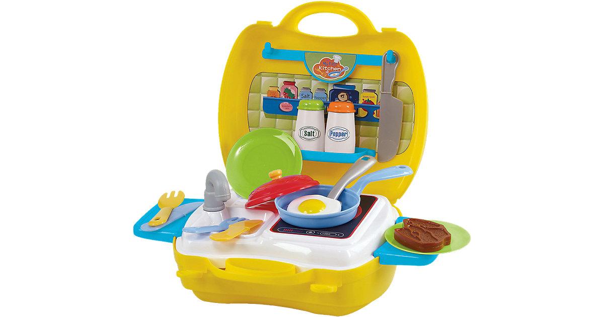 Spielküche zum Mitnehmen, 22 Teile