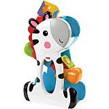 """Развивающая игрушка Fisher-Price """"Зебра с волшебными кубиками"""""""