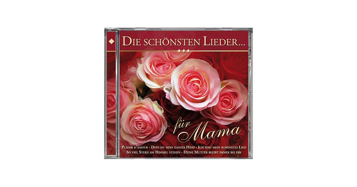 CD Die schönsten Lieder Mama Kinder