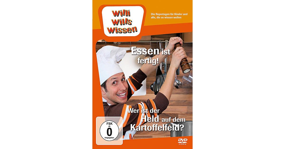 DVD Willi Wills Wissen - Essen ist fertig! / He...