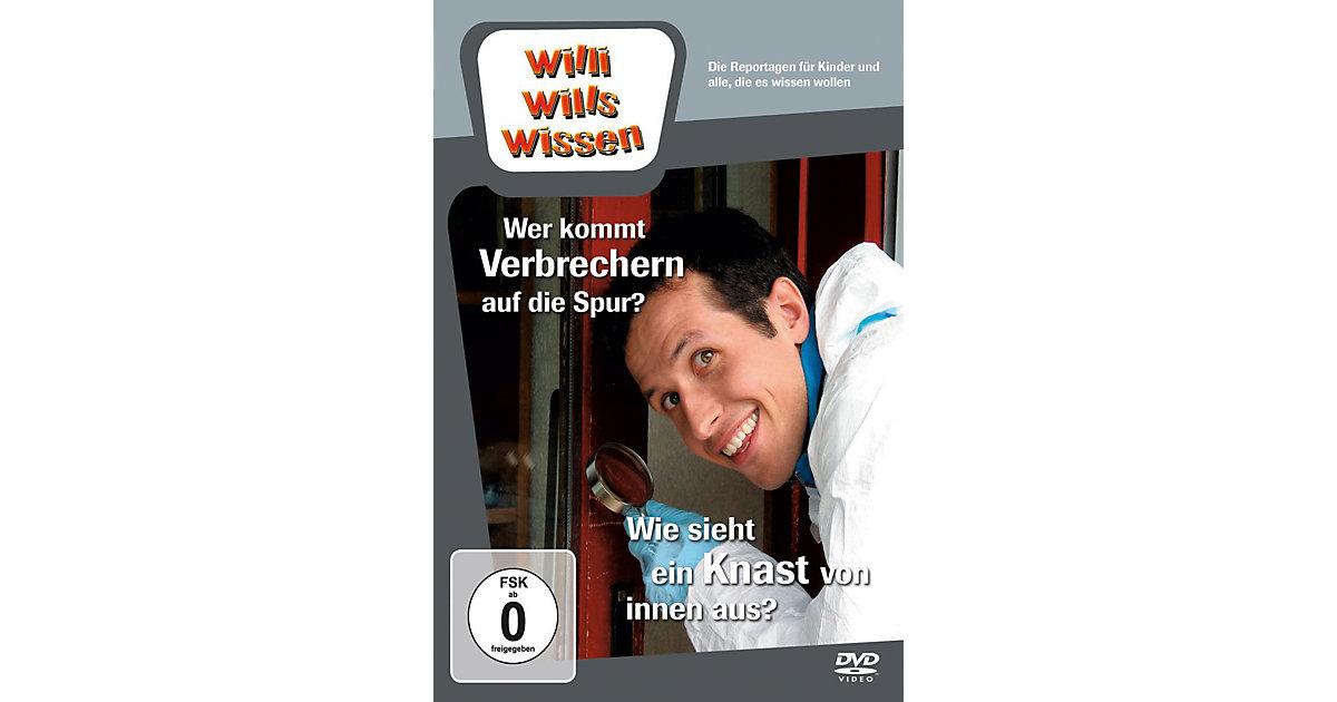 DVD Willi Wills Wissen - Wer kommt Verbrechern ...