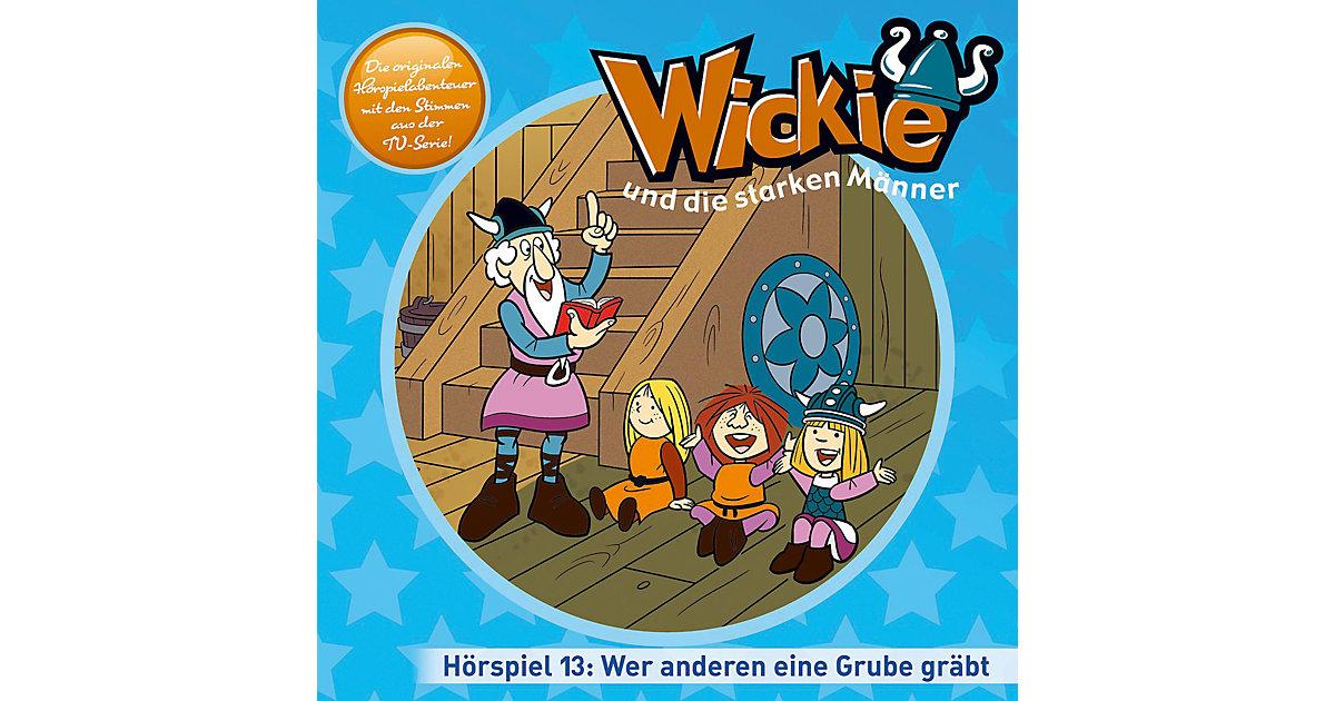 CD Wickie 13 - Wer anderen eine Grube gräbt