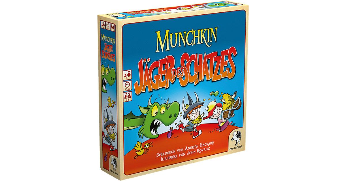 Munchkin - Jäger des Schatzes