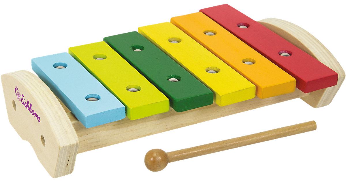 EICHHORN erstes Holz Xylophon