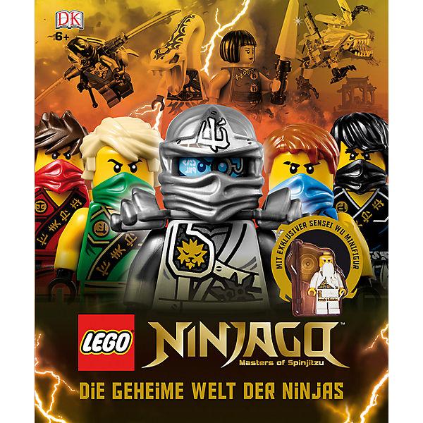 LEGO Ninjago: Die geheime Welt der Ninjas, LEGO Ninjago   myToys