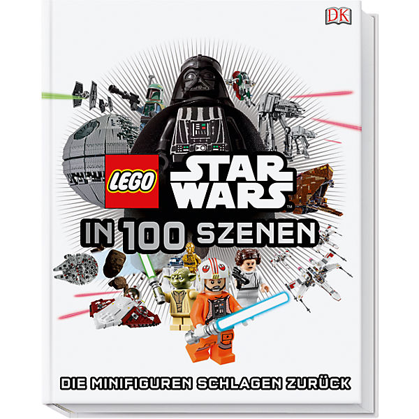 LEGO Star Wars in 100 Szenen