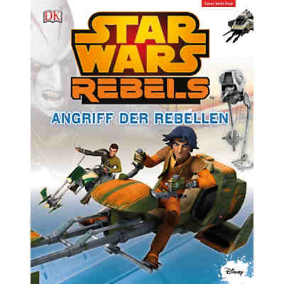 Star Wars Rebels: Angriff der Rebellen