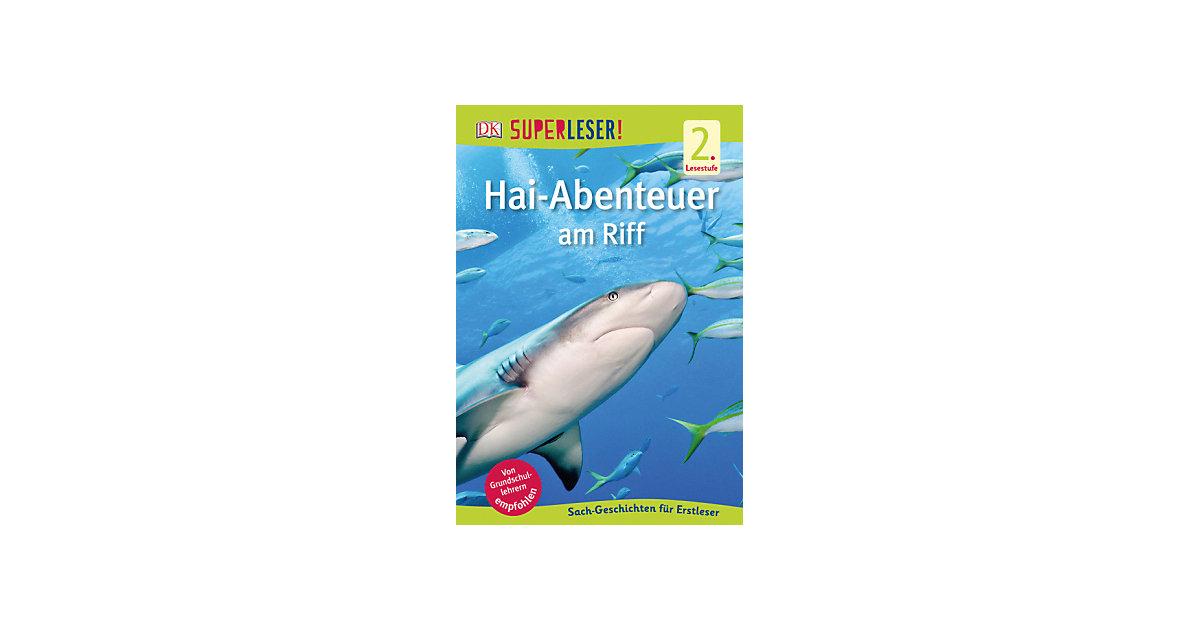 SUPERLESER! Hai-Abenteuer am Riff