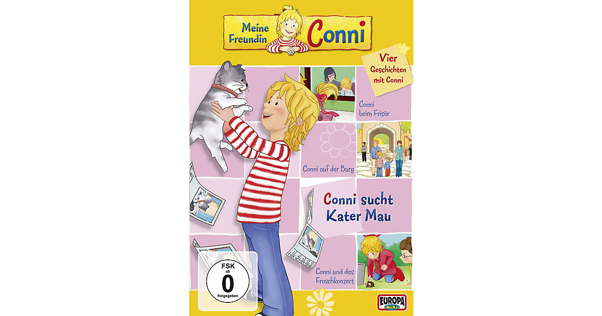 DVD Meine Freundin Conni 7