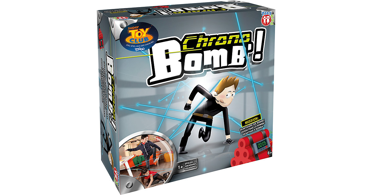 Chrono Bomb, Super Toy Club Spiel