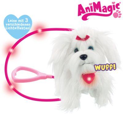 Animagic Hund Fluffy, 25cm