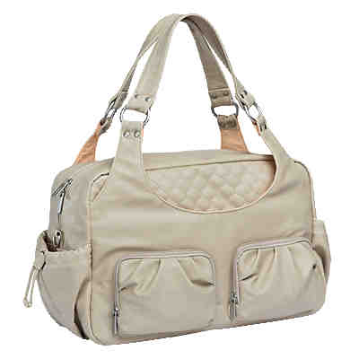 Wickeltasche Tender, Multi Pocket Bag, nude