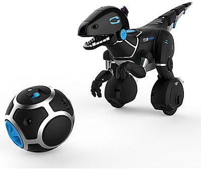 Wowwee 0890 - MiPosaur Dinosaurierroboter