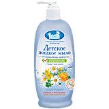 Жидкое антимикробное мыло 250 мл. для чувств. кожи, Наша Мама