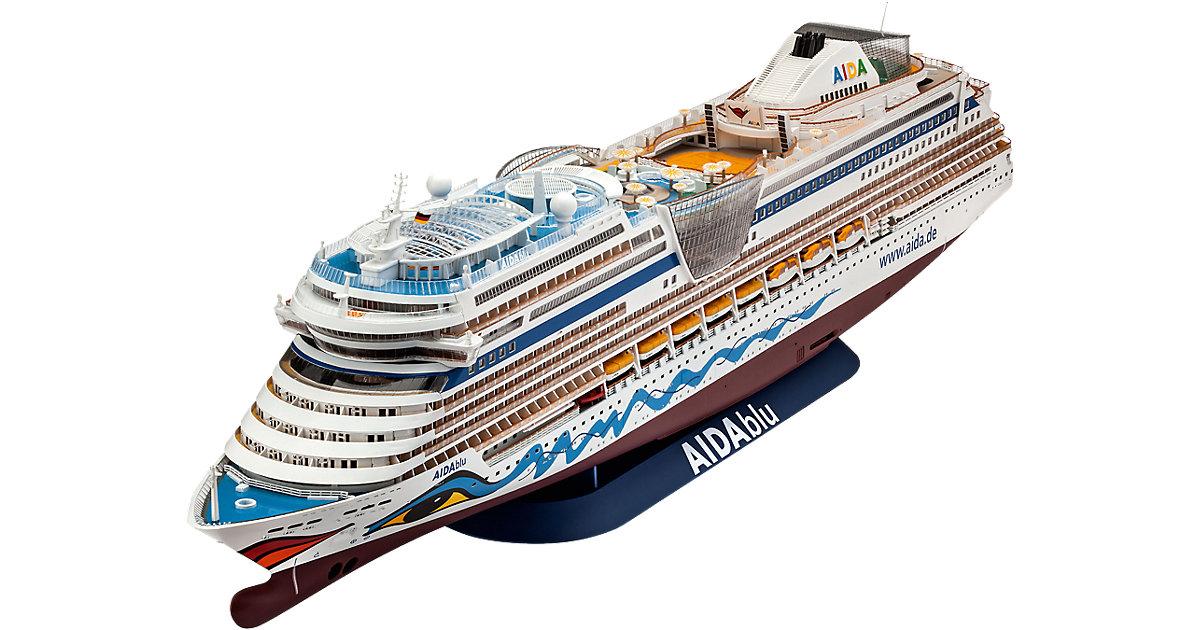 Revell Modellbausatz Cruiser Ship AIDA im Maßstab 1:400