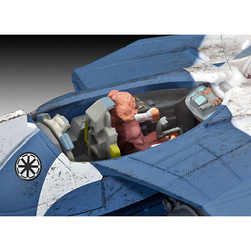 Сборка Звездный Истребитель Пло Куна (Войны клонов) от Revell