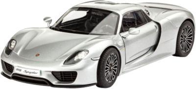 """Сборная модель Revell """"Автомобиль Porsche 918 Spyder"""""""
