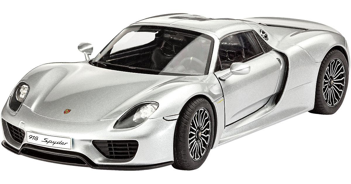 Revell Modellbausatz Porsche 918 Spyder im Maßstab 1:24
