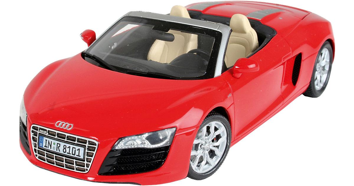 Revell Modellbausatz Audi R8 Spyder im Maßstab 1:24