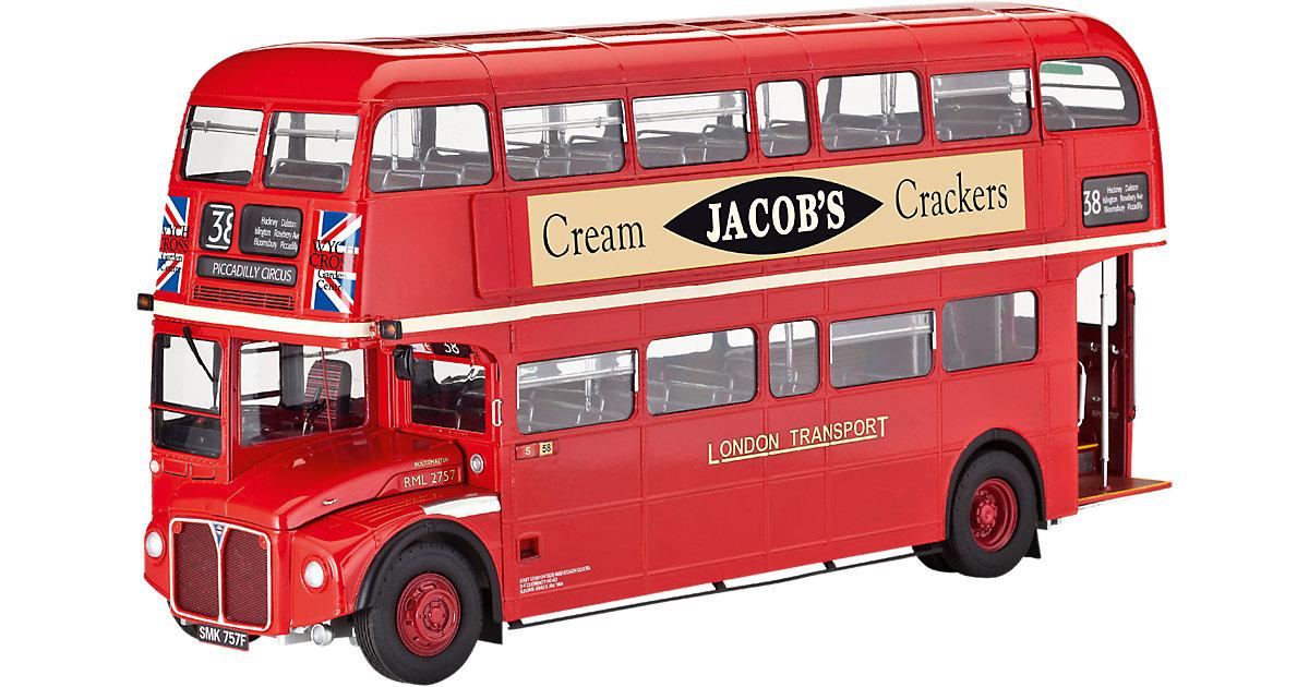 Revell Modellbausatz London Bus im Maßstab 1:24