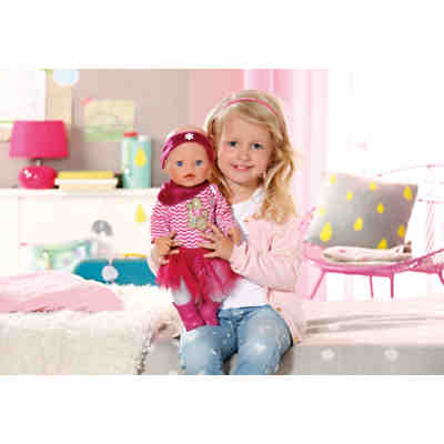 baby born puppenzubeh r play fun fahrradsitz baby born mytoys. Black Bedroom Furniture Sets. Home Design Ideas