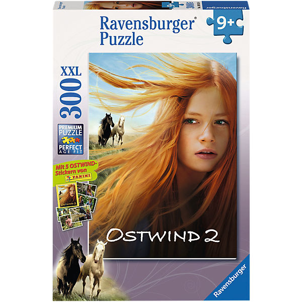 Puzzle Ostwind 2  300 Teile