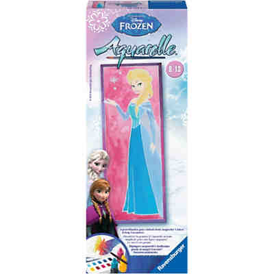 Aquarelle vertical Disney Die Eiskönigin: Elsa
