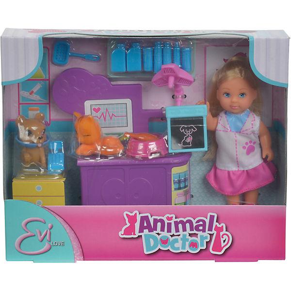 """Кукла """"Еви-ветеринар"""", Simba"""